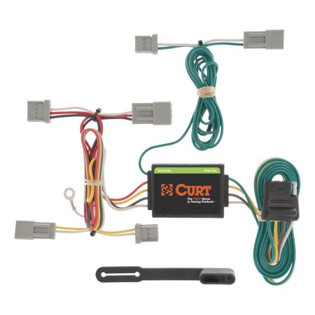 Awe Inspiring Curt Hitch 56011 Trailer Wiring Connector T Connector With 4 Way Wiring 101 Photwellnesstrialsorg