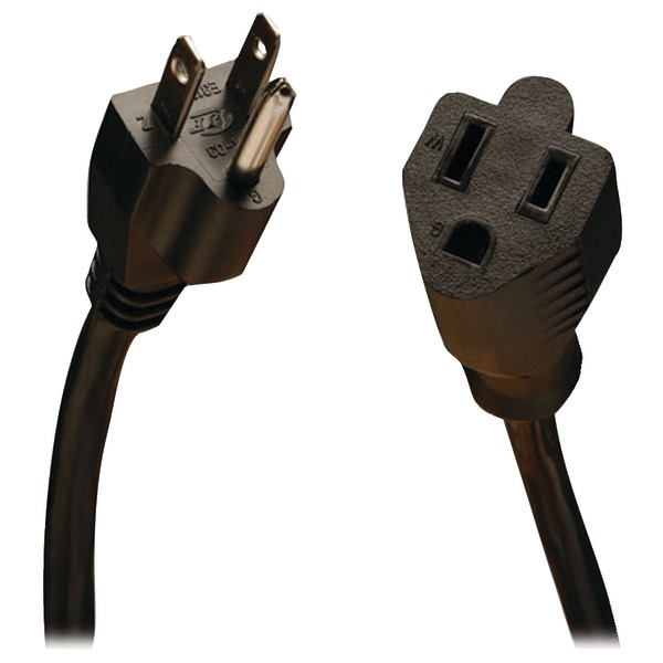 Tripp Lite(R) P022-015 Standard Power Extension Cord, 15ft - image 1 of 1