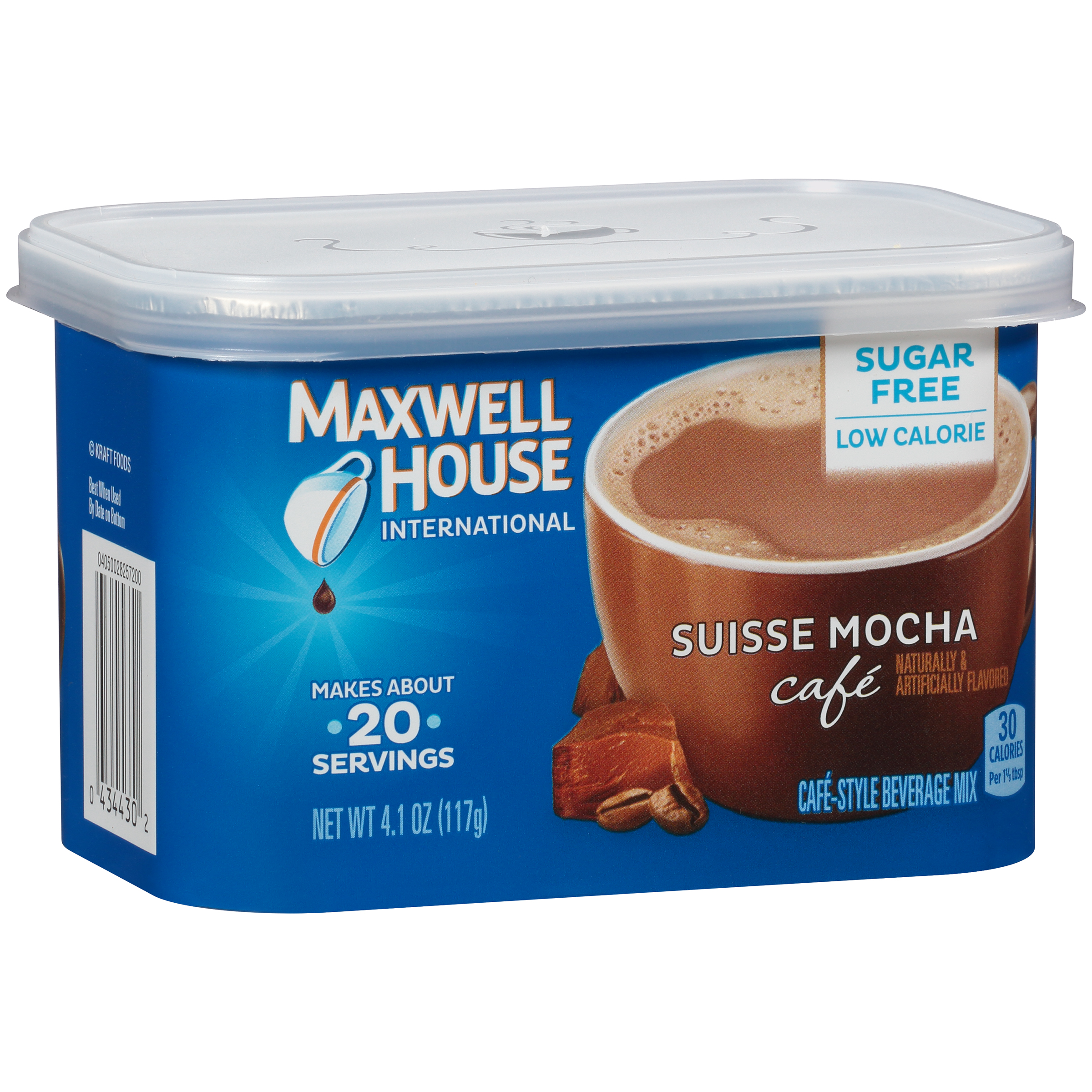(4 Pack) Maxwell House International Suisse Mocha Cafe