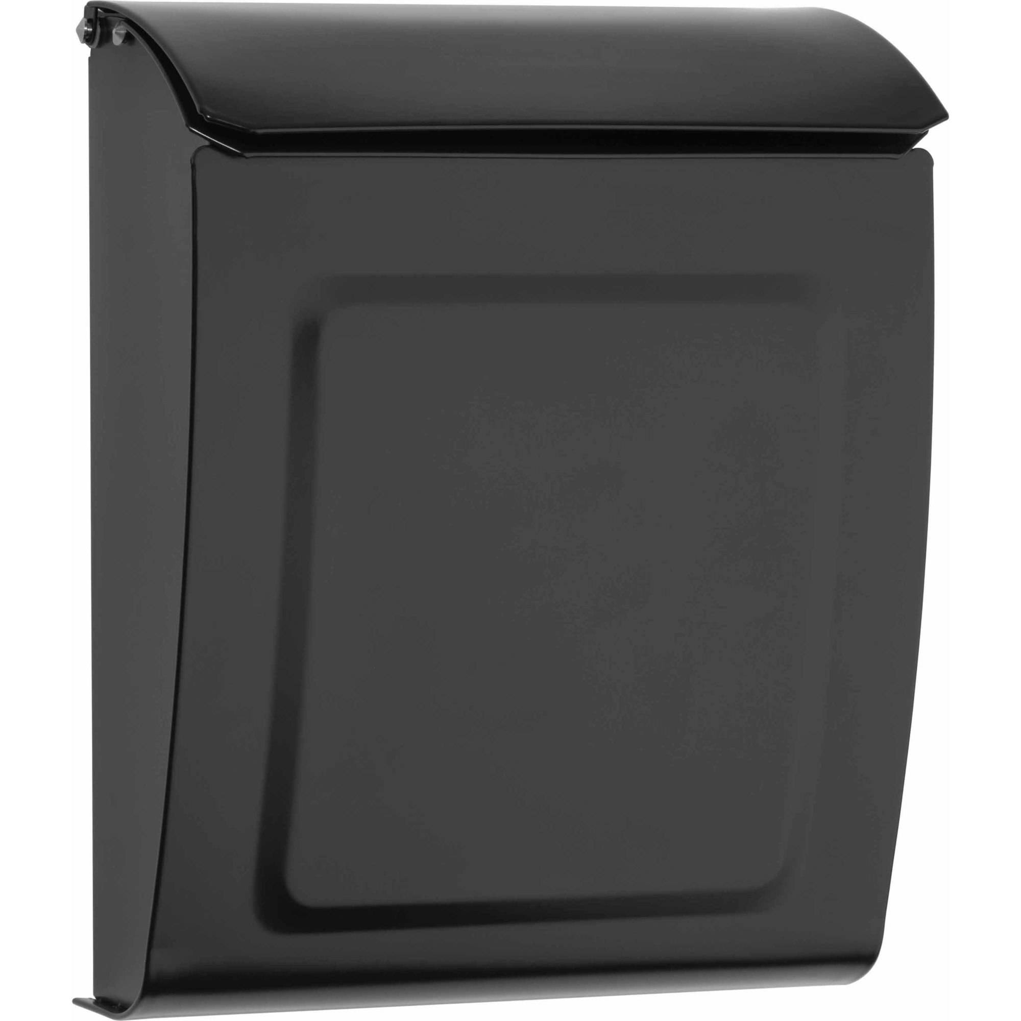 mailboxes aspen locking wall mount mailbox assorted colors - Wall Mounted Mailbox