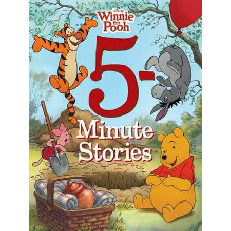 5-Minute Winnie the Pooh Stories (Hardcover)](Winnie The Pooh Hoodie)