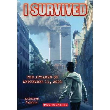 September Monthly Idea Book - I Survived the Attacks of September 11, 2001 (I Survived #6) (Paperback)