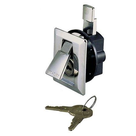 Perko 0922DP0CHR Flush Latch (Perko Latch)
