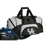 Small University of Kentucky Duffel Bag or University of Kentucky Gym Bag