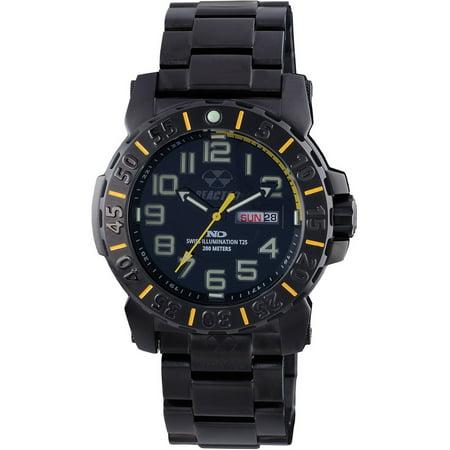 - REACTOR Trident 2 Watch - Mens, Black / Yellow,