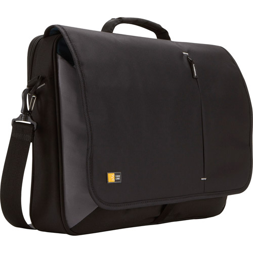 "Case Logic Messenger Bag for up to 17"" Laptops"