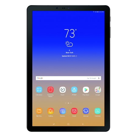 "SAMSUNG Galaxy Tab S4 10.5"" 256GB WiFi Tablet with S Pen, Black - SM-T830NZKLXAR"