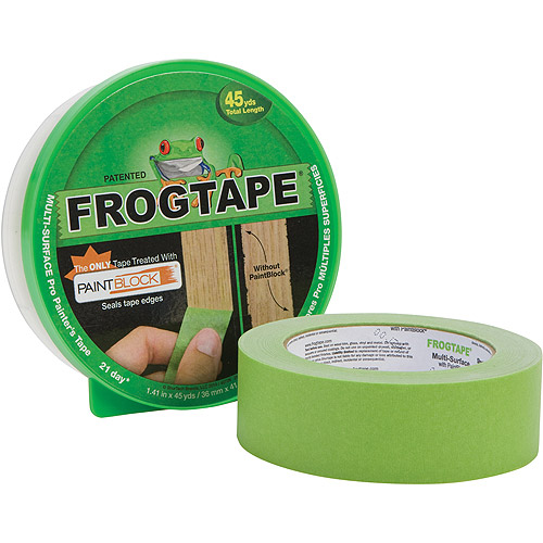 "Shurtech FrogTape Painter's Tape, 1.41"""