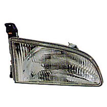 Go-Parts » 1998 - 2000 Toyota Sienna Front Headlight Headlamp Assembly Front Housing / Lens / Cover - Right (Passenger) 81110-08010 TO2503123 Replacement For Toyota