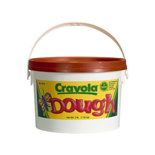 Crayola LLC Modeling Dough 3lb Bucket Blue
