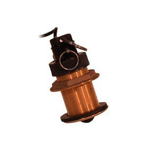 Furuno St-02msb Bronze Thru-Hull Speed And Temp Sensor (6-Pin) ()