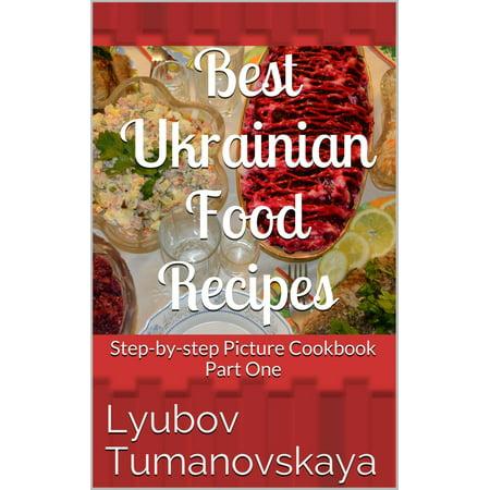 Best Ukrainian Food Recipes - eBook