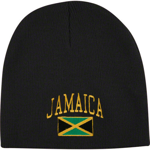 Team Jamaica Knit Hat