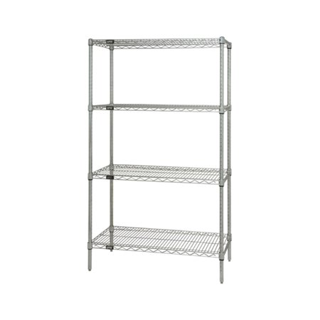 Quantum Wire 4-shelf Starter Unit - 18
