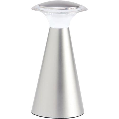 Light It! Lanterna Touch 12-Led Wireless Lamp, Abs, Silver