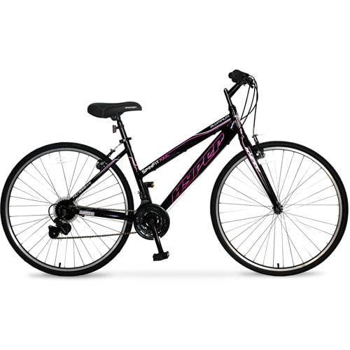 700c Women's Hyper Spinfit Bike, Gloss Black
