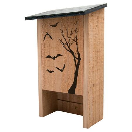 Cedar Bat House (Sunshines Bat House)