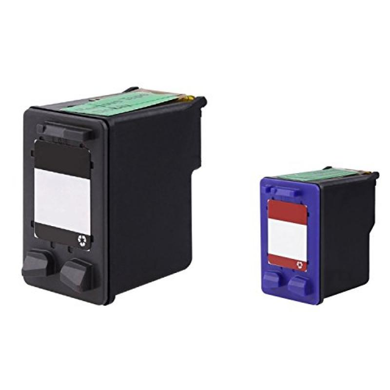 Everydaysource INK CARTRIDGE Compatible With HP 56+57 DES...