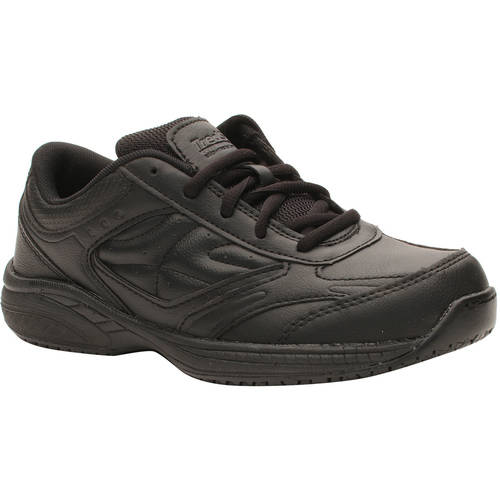tredsafe s bailey slip resistant athletic shoe wide