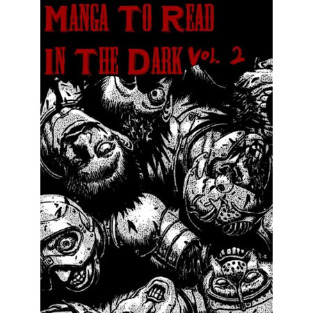 Manga To Read In The Dark Vol. 2 - eBook (Best Tablet For Reading Comics)