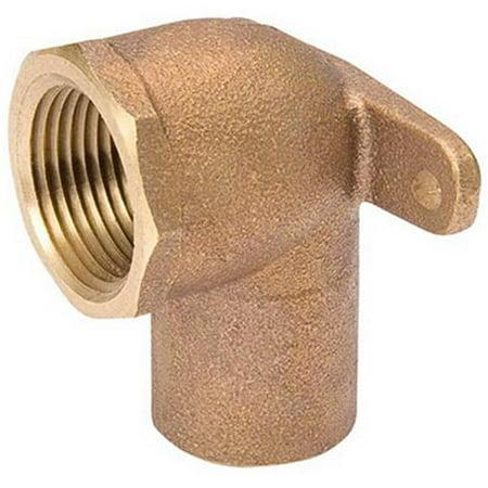 Mueller Industries A 62581NL  75 in  Copper Drop Ear Elbow