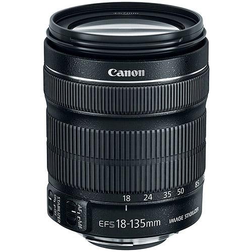 Canon 6097B002 EF-S 18-135mm f/3.5-5.6 IS STM Lens
