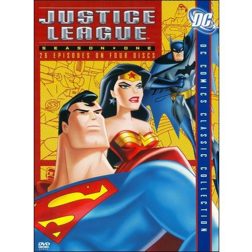 Justice League: Season One