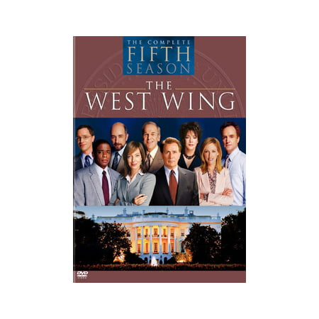 The West Wing: The Complete Fifth Season (DVD) (Best West Wing Episodes)