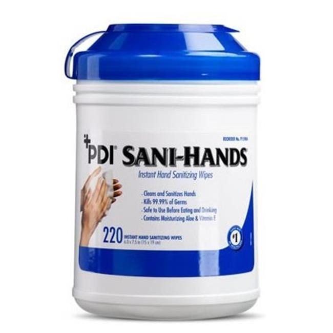 Sani Professional P15984 6 in. Hand Sanitizers & Dispense...