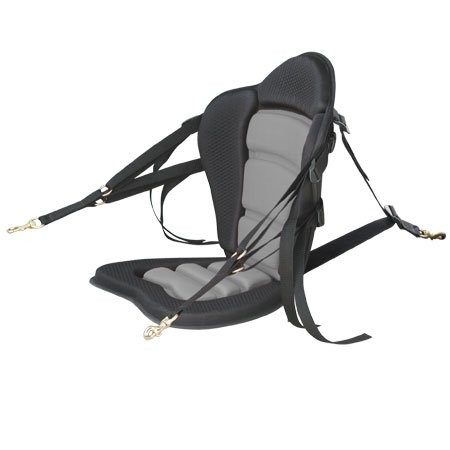 GTS Elite Molded Foam Kayak Seat- No Pack, Sit On Top Kayak Seat, Surf To Summit Kayak Seat, Ocean Kayak Seat by Surf to Summit