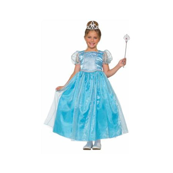 CHCO-LADY BLUE PRINCESS-MEDIUM (Costumes Princess)