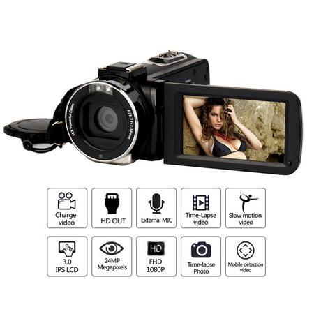 Pocket video camera