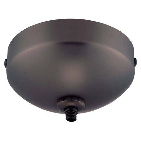 George Kovacs GKMP11-467  LED Mono-Point Canopy in Sable Bronze Patina finish (467 George Kovacs Spot)