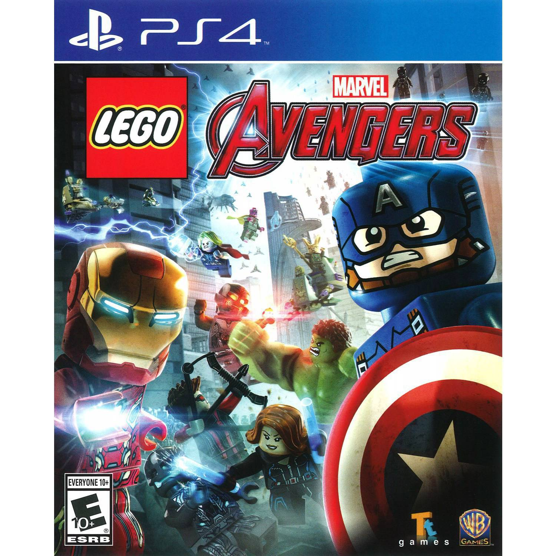 Lego Marvel Avengers for PlayStation 4 by TT Games Ltd