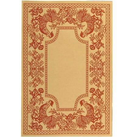 Safavieh Courtyard Claire Indoor/Outdoor Area Rug