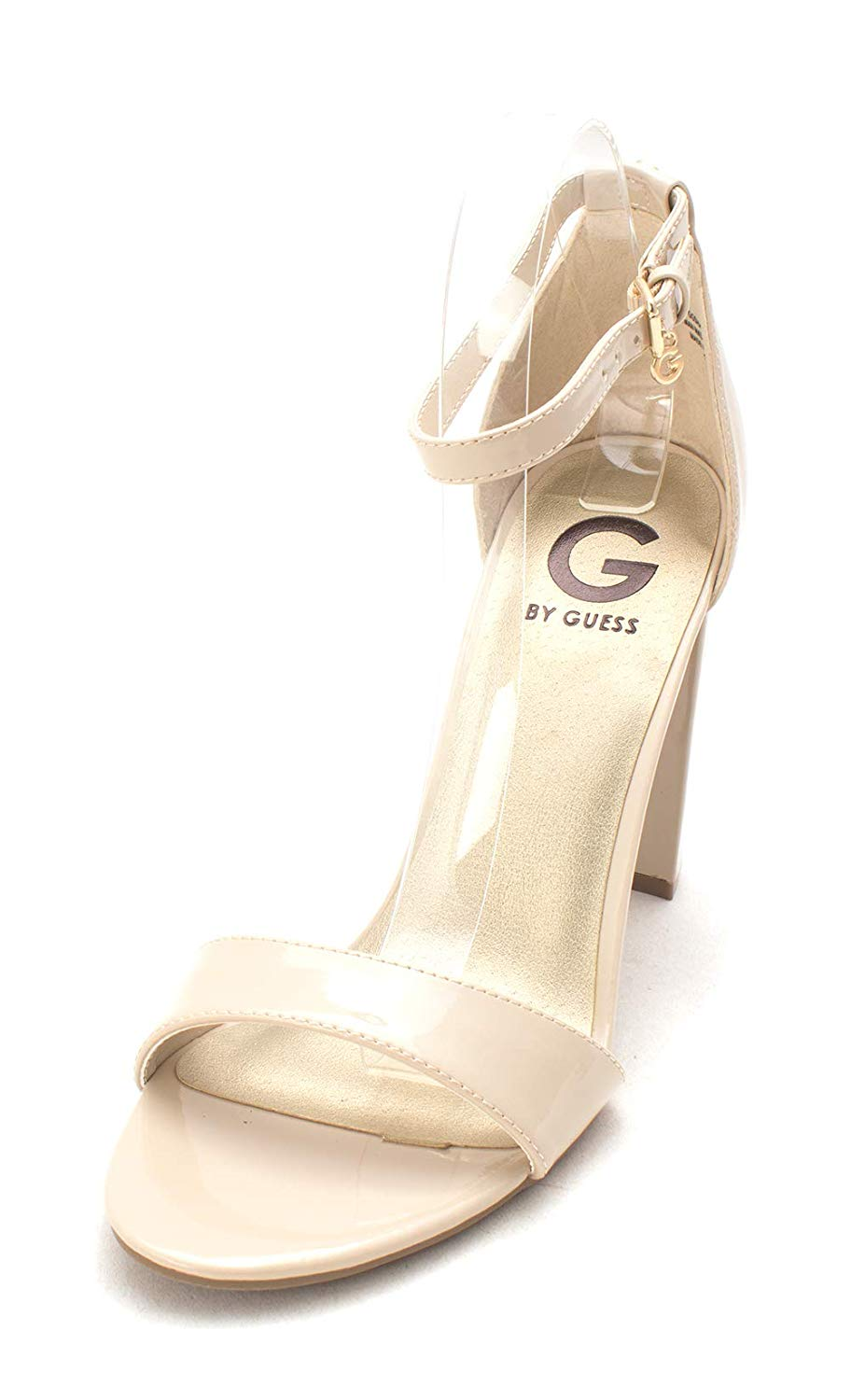 75cc2640e83 G by Guess - G By Guess Womens Shantel 3 Open Toe Casual Ankle Strap Sandals  - Walmart.com