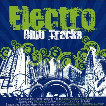 Electro Club Tracks / Various (Best Electro Tracks Ever)