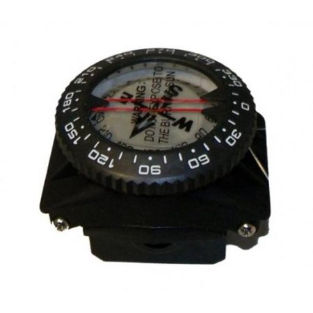 WRIST/ HOSE MOUNT COMPASS, Brand NEW with full Manufactures Warranty! By Innovative Scuba (Best Scuba Gear Brands)