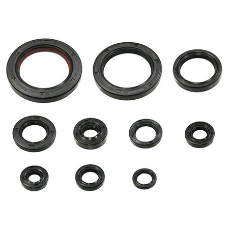 Outlaw Racing OR3474 Engine Oil Seal Kit For Honda CRF250R