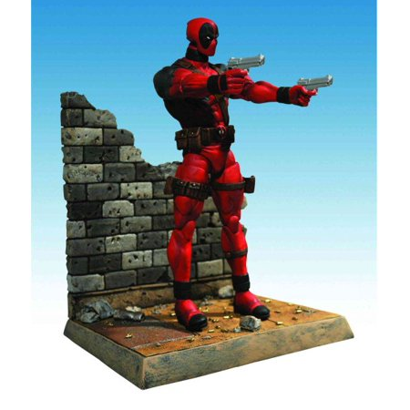 Marvel Select Deadpool Action Figure](Deadpool Diy)
