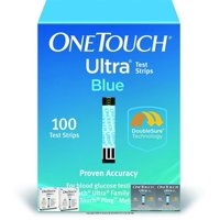 OneTouch Ultra Blue Test Strips - 100 Strips