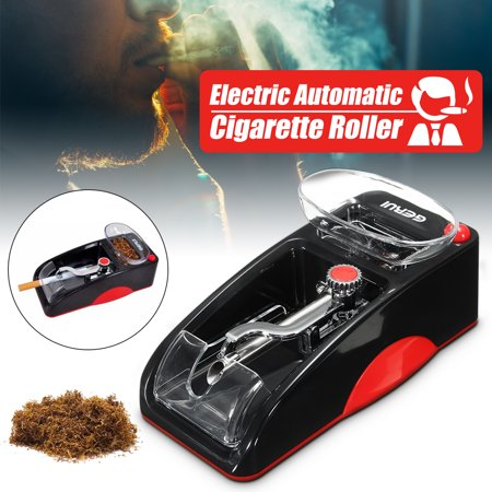 Automatic Cigarette Rolling Machine Electric Automatic Injector Maker Tobacco