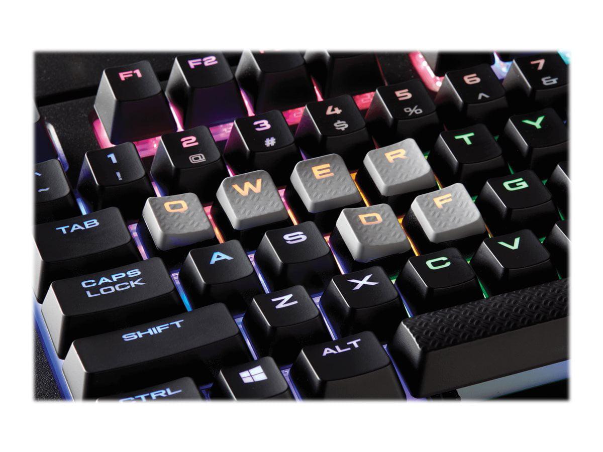 CORSAIR Gaming Performance FPS MOBA Keycap Kit – for Mechanical ...