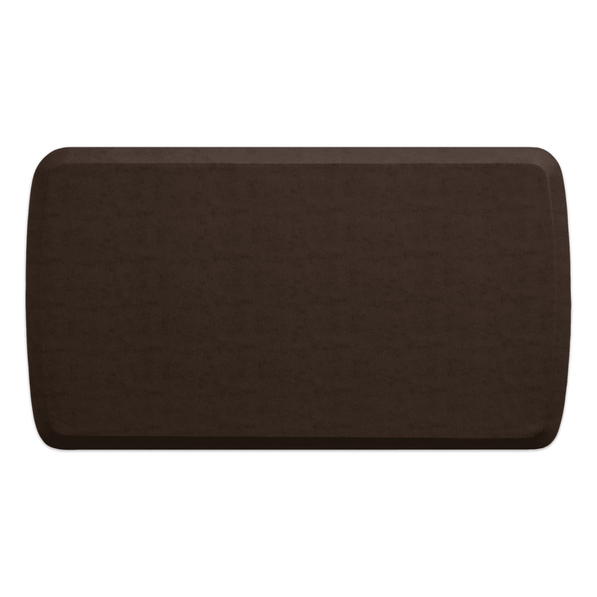 "GelPro Elite Anti-Fatigue Kitchen Comfort Floor Mat - 20x36"" - Vintage Leather Slate"