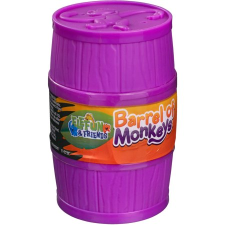 Elefun and Friends Barrel of Monkeys Game - Styles may (Disney Channel Com Friends For Change Games)