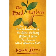 The Food Explorer - eBook