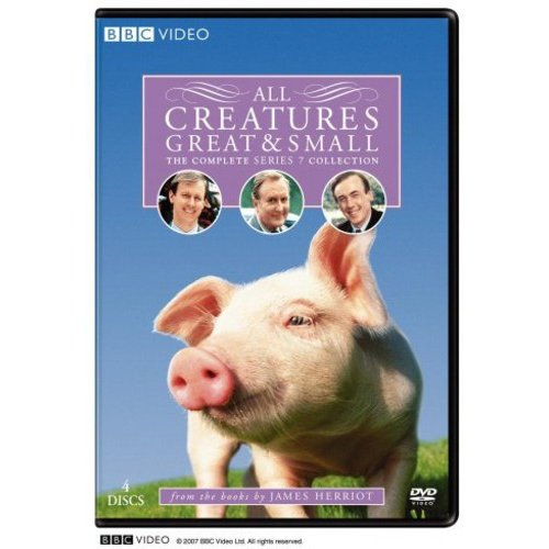 All Creatures Great And Small: The Complete Series 7 Collection (Full Frame) by WARNER HOME ENTERTAINMENT
