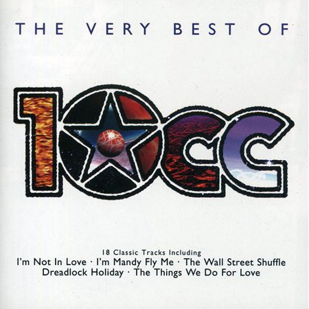 Very Best of 10CC (CD) (The Best Of 10cc Live)