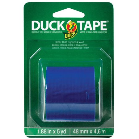 Blue Duck - Duck 285439 Heavy duty Duct Tape, Blue, 5 yard L