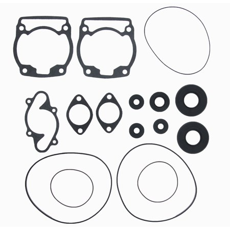 Complete Gasket Kit for Ski-Doo Elite 464 LC 1981 1982